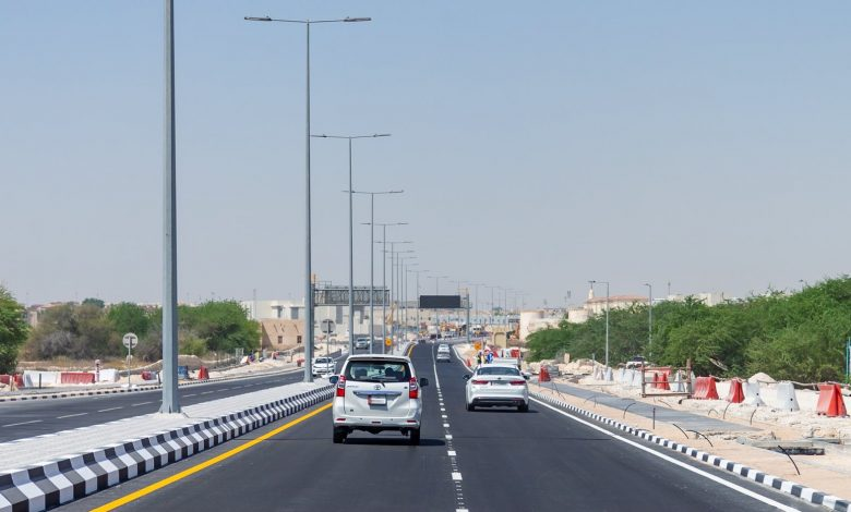 Ashghal Opens Al Khufoos Street to Traffic