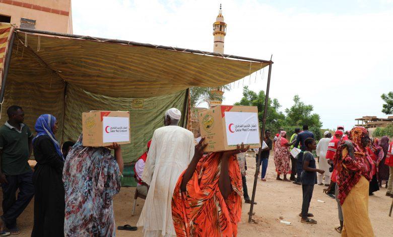 Qatar sends more aid to Sudan