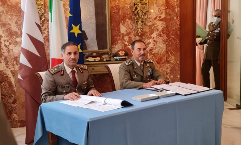 Qatar, Italy Sign Cooperation Agreement for Education and Training