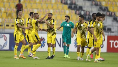 Photo of Qatar SC achieves its first victory by beating Al Rayyan in QNB Stars League