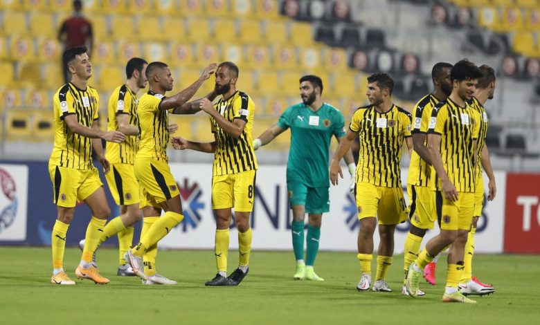 Qatar SC achieves its first victory by beating Al Rayyan in QNB Stars League