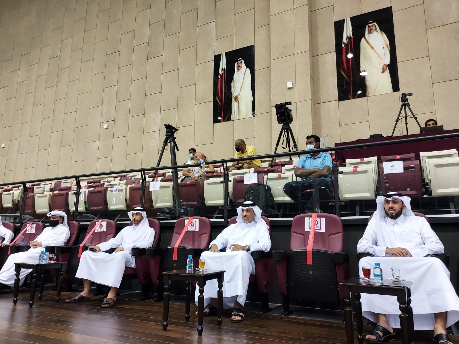 Al Arabi Champion of 3rd Edition of Qatar Men's Volleyball Championship