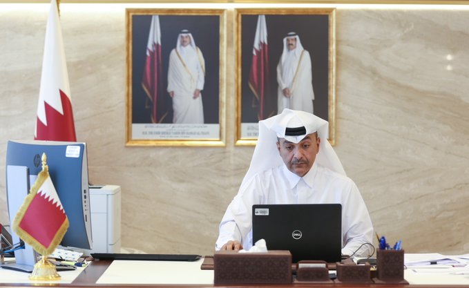 Qatar Participates in Meeting of GCC Ministerial Committee of Civil Service and Administrative Development
