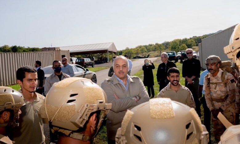 Defense minister visits Qatar Armed Forces' Unit in US
