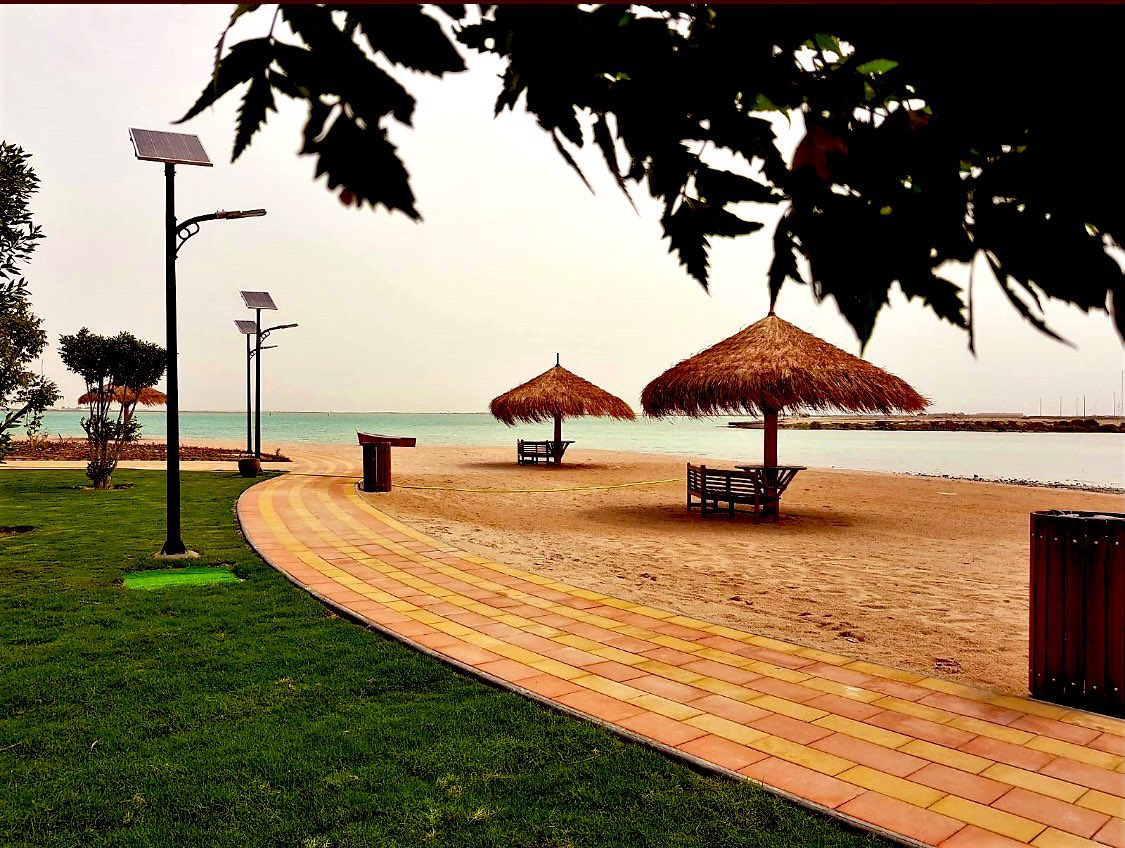 Another beach park, nature reserve reopen in Al Khor