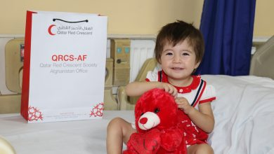 Photo of QRCS Treats Afghan Children with Congenital Heart Defects