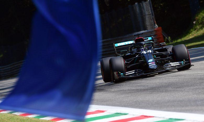 F1: Bottas heads Hamilton in second practice at Sochi