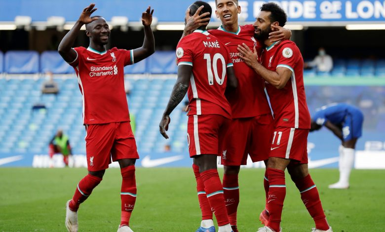 Liverpool Beat Arsenal in Premier League