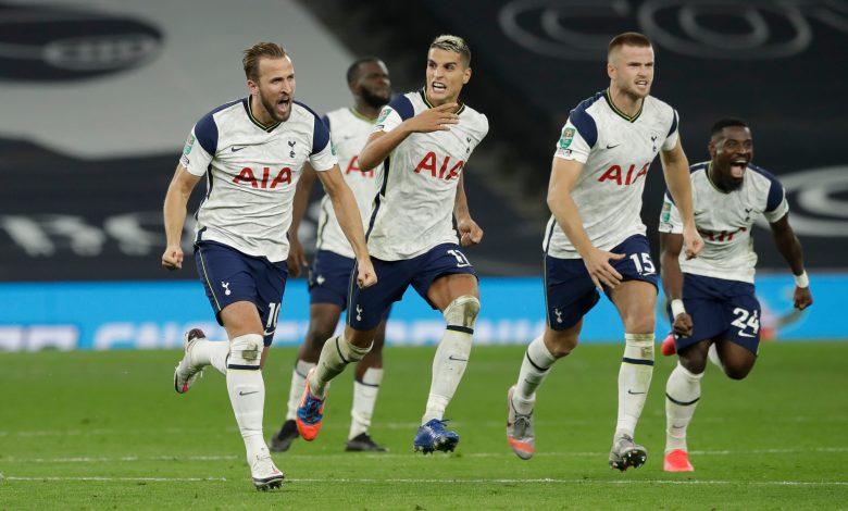 Tottenham Beat Chelsea to Qualify for EFL Cup Quarter-Finals