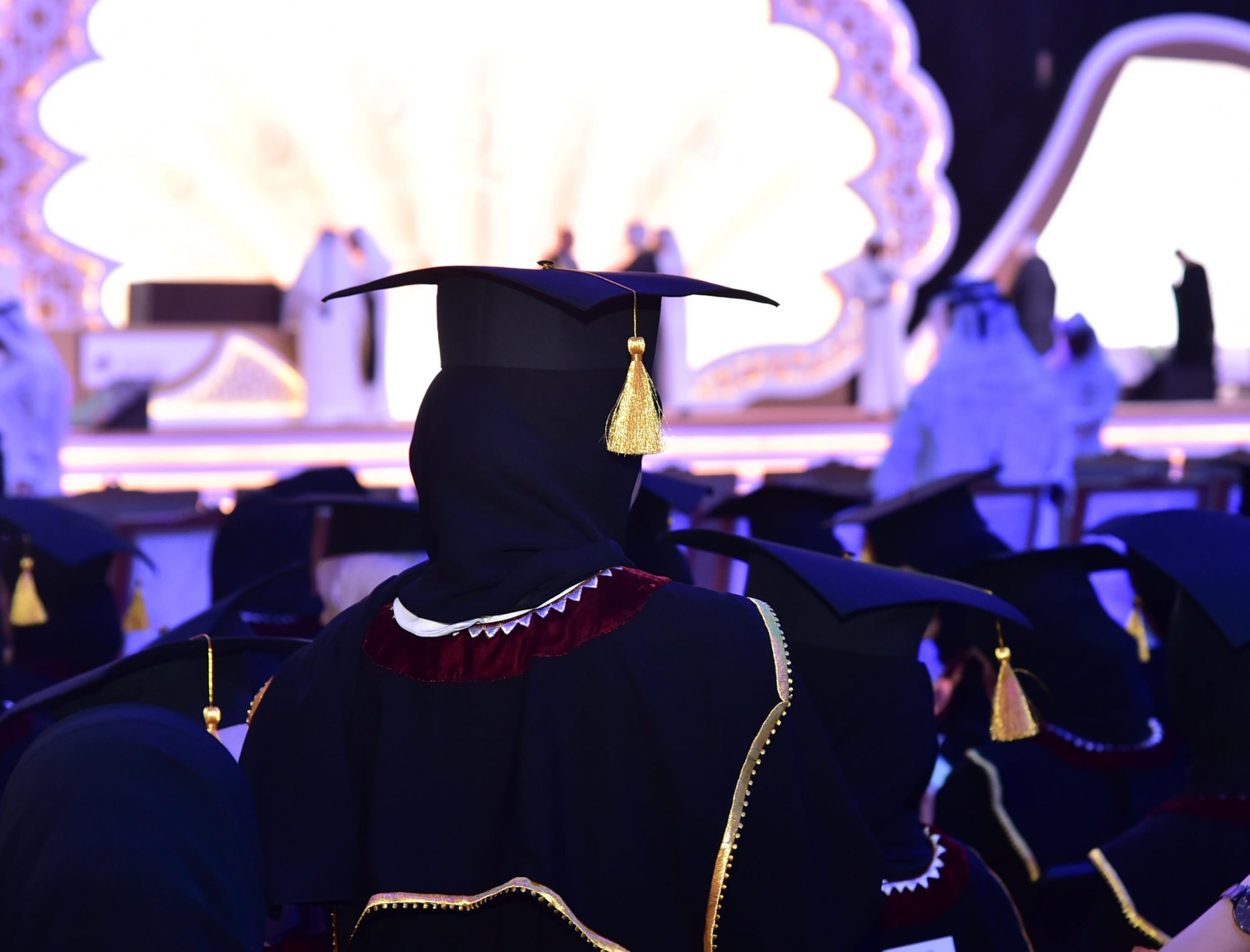 QU Celebrates Graduation of 44th Batch in October
