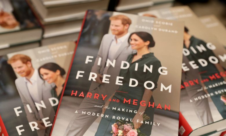 Meghan and Harry deny participating in Finding Freedom