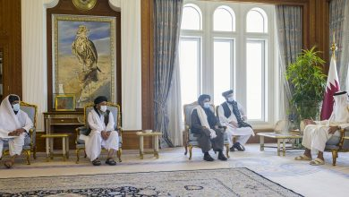 Photo of Amir meets head of Afghan Taliban's political office