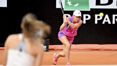 Photo of Simona Halep Wins Rome Tennis Championships Title