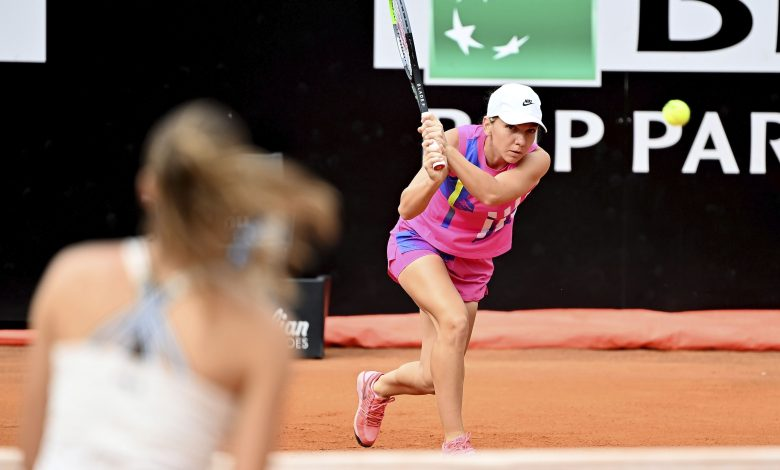Simona Halep Wins Rome Tennis Championships Title