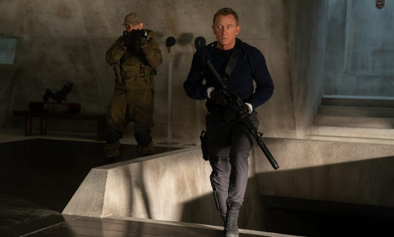 [Video]: New movie trailer promises explosive farewell for Daniel Craig