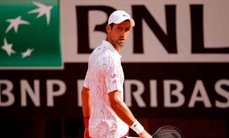 Djokovic Reaches Italian Open Semi Finals