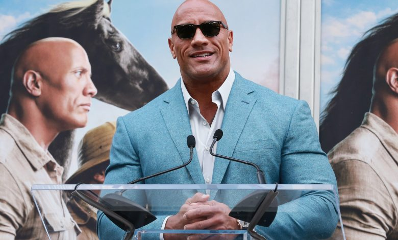 Actor Dwayne Johnson says he and family have recovered from COVID-19