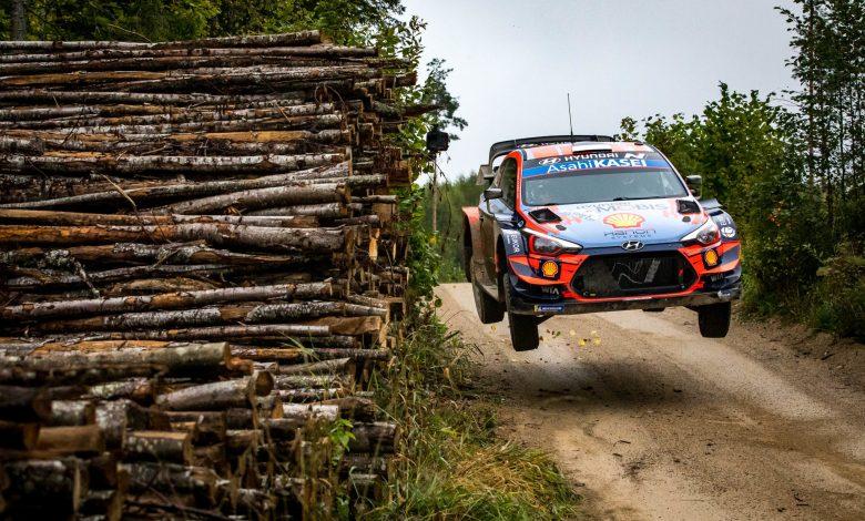 Ott Tanak Wins WRC Rally Estonia