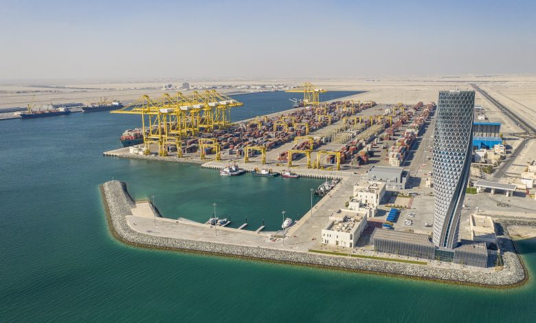 MOTC: Hamad Port's Container Terminal 2 Initial Operation Begins December