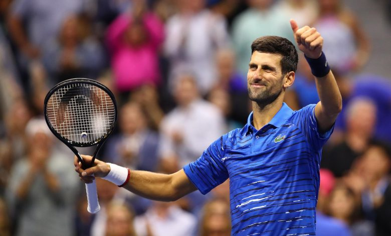 Djokovic Qualifies for US Open Second Round