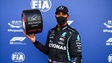 Photo of Hamilton Claims Pole Position in Russian Grand Prix