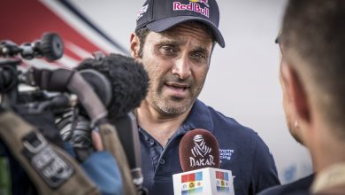 Photo of Our world champion Nasser al-Attiyah details his survival after his car caught fire in the Spanish Rally