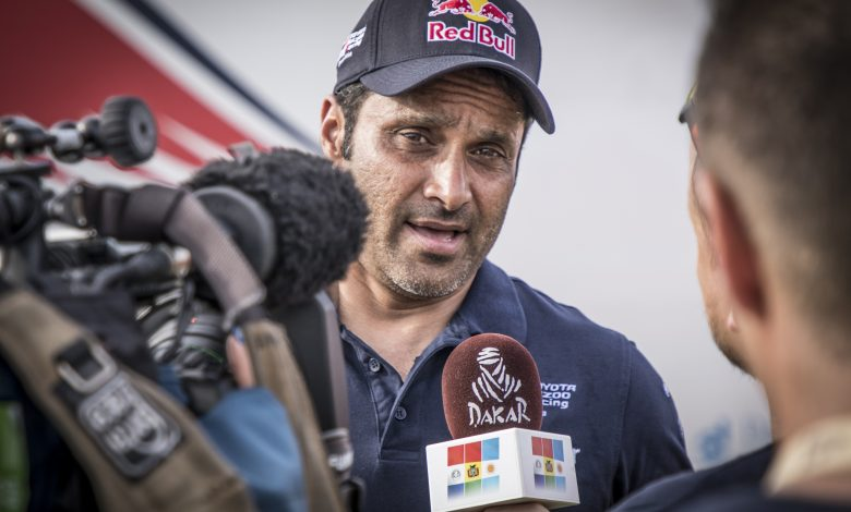 Our world champion Nasser al-Attiyah details his survival after his car caught fire in the Spanish Rally