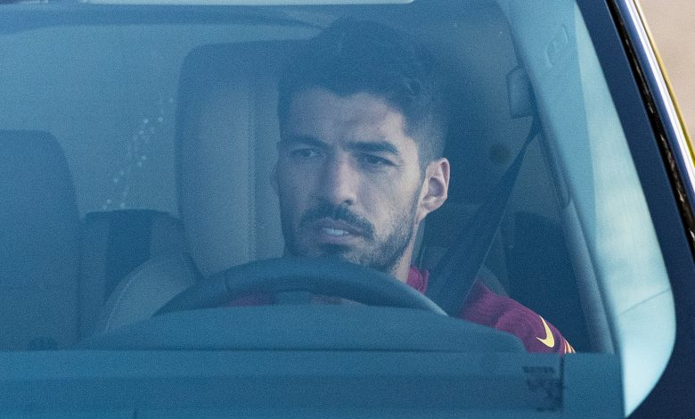 Suarez gets involved in cheating scandal for Italian citizenship