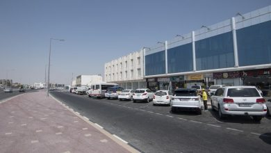 Photo of Completion of major works for the development of Wadi Al-Ghadiriyat Street