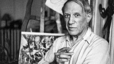 Photo of Exhibition on Picasso's Relationship with Music