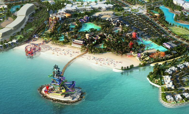 """Qatar builds a """"Water Park"""" that tells its 100-year history"""