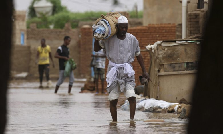 QRCS Launches Emergency Relief Campaign for Sudan Flood Victims
