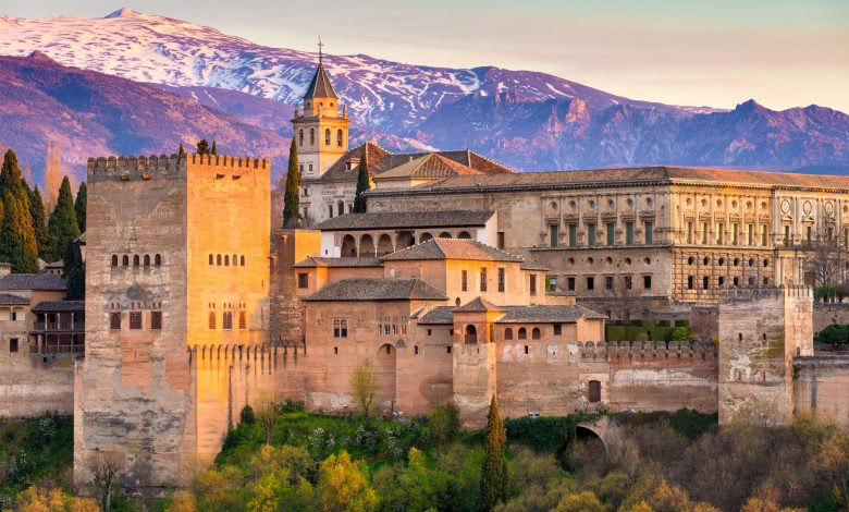 New architectural bases discovered in Alhambra, Spain