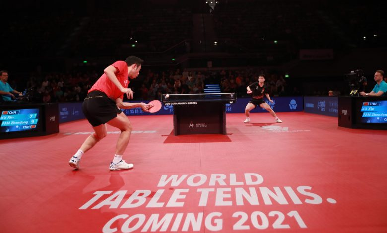 Qatar Hosts 2021 Asian Table Tennis Championships