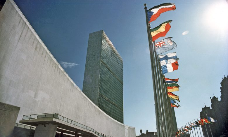 UN Cancels In-House Meetings After Reports of COVID Cases