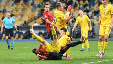 Photo of Ukraine Beat Spain in Nations League