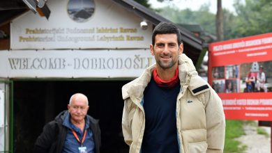Photo of Tennis: Djokovic Pulls Out of Paris Masters