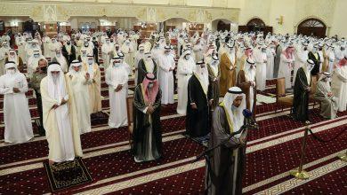 Photo of Amir Participates in Funeral Prayer of Sheikh Sabah Al-Ahmad