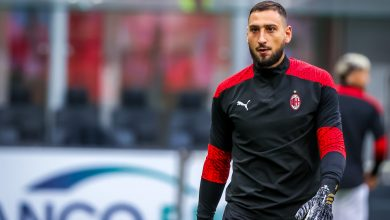 Photo of Milan goalkeeper tests positive for COVID-19