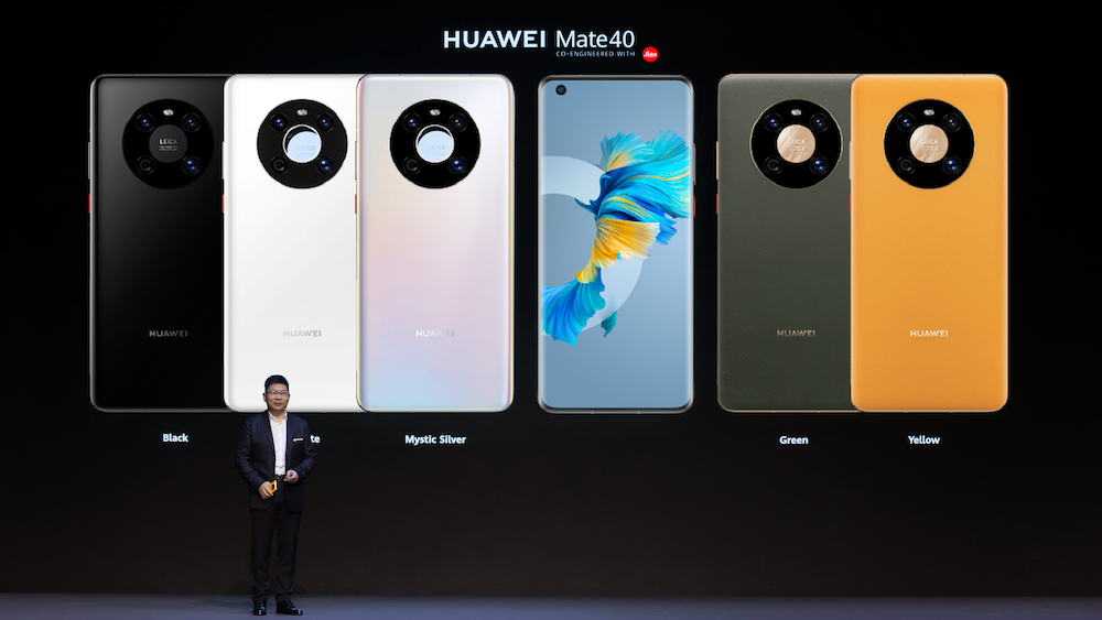HUAWEI Mate 40 Series Online Global Launch Event