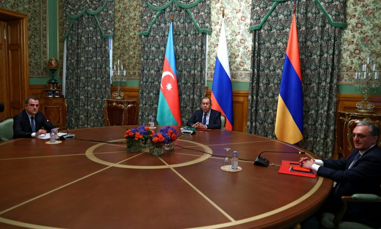 Azerbaijan, Armenia Agree to Ceasefire in Nagorno-Karabakh