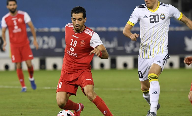 Persepolis Beat Pakhtakor To Secure Afc Champions League Semi Final What S Goin On Qatar