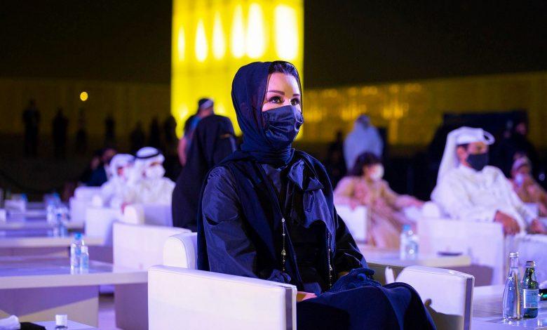Sheikha Moza: We must democratise digital learning