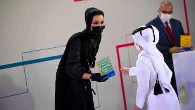 "Sheikha Moza Presents QF ""Akhlaquna and ""Akhlaquna Junior"" Awards"