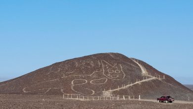 Photo of Oldest geoglyph discovered in Peru