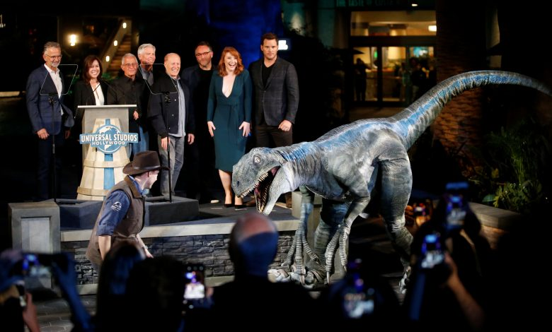 Jurassic World' sequel production suspended after positive COVID-19 tests