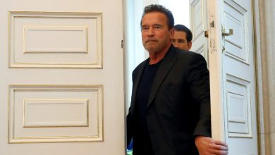 Photo of Arnold Schwarzenegger says feeling 'fantastic' after heart surgery