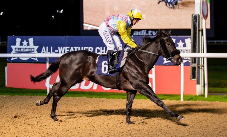 Al Rabban Racing has New 2-year-old Winner With KHABIB