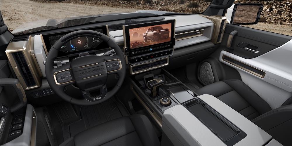 2022 GMC HUMMER EV: Ultimate Capability, Revolutionary Performance