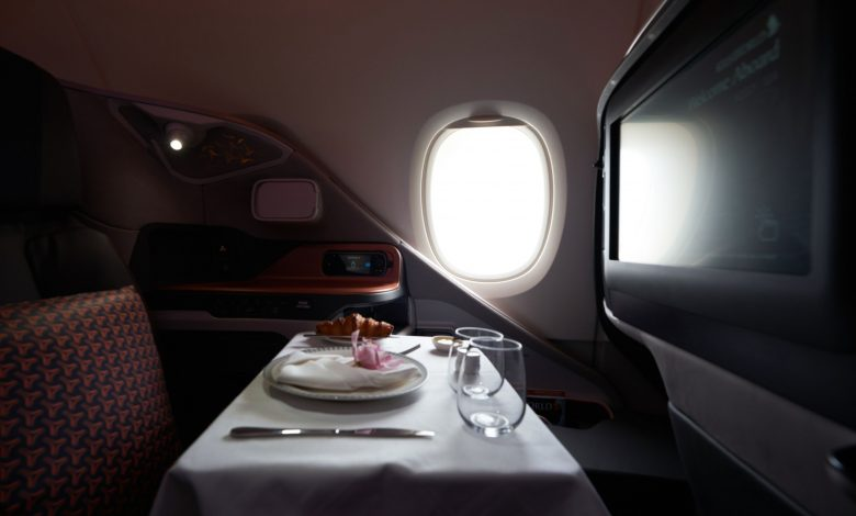 Singapore Air's restaurant tickets sold out in 30 minutes
